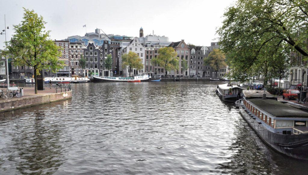 Qué ver en Amsterdam: canales