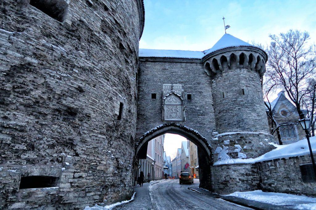 Qué ver en Tallín: Torre de Margarita la Gorda