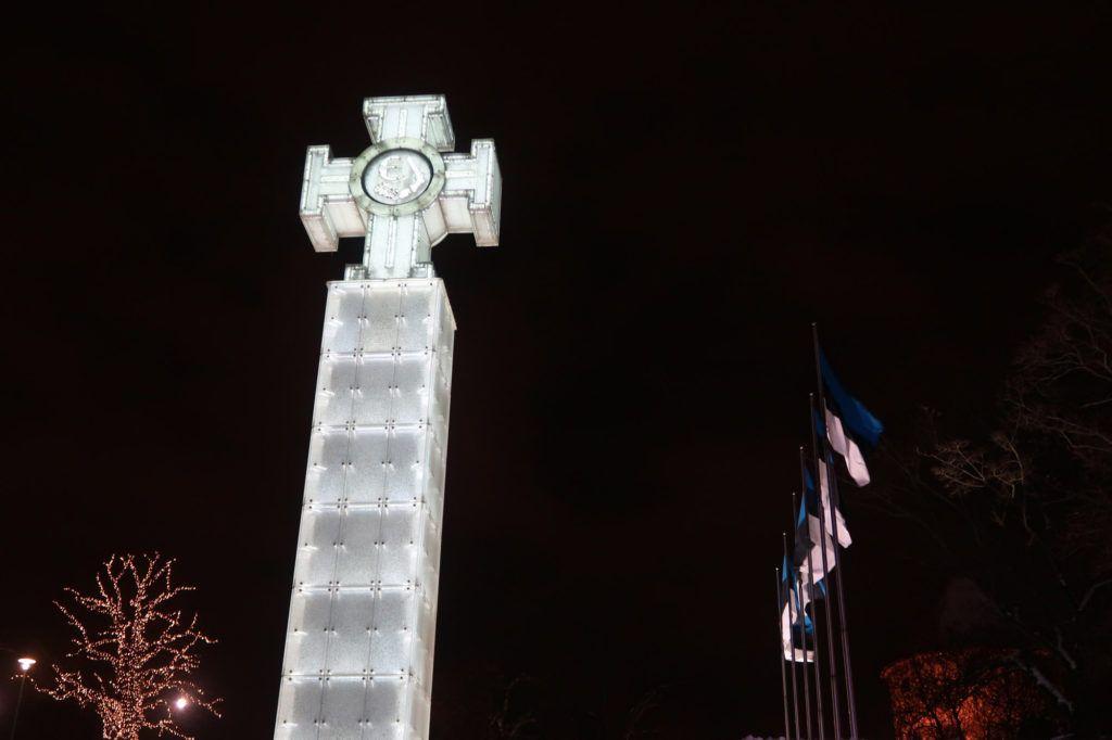 Qué ver en Tallín: Plaza de la Libertad