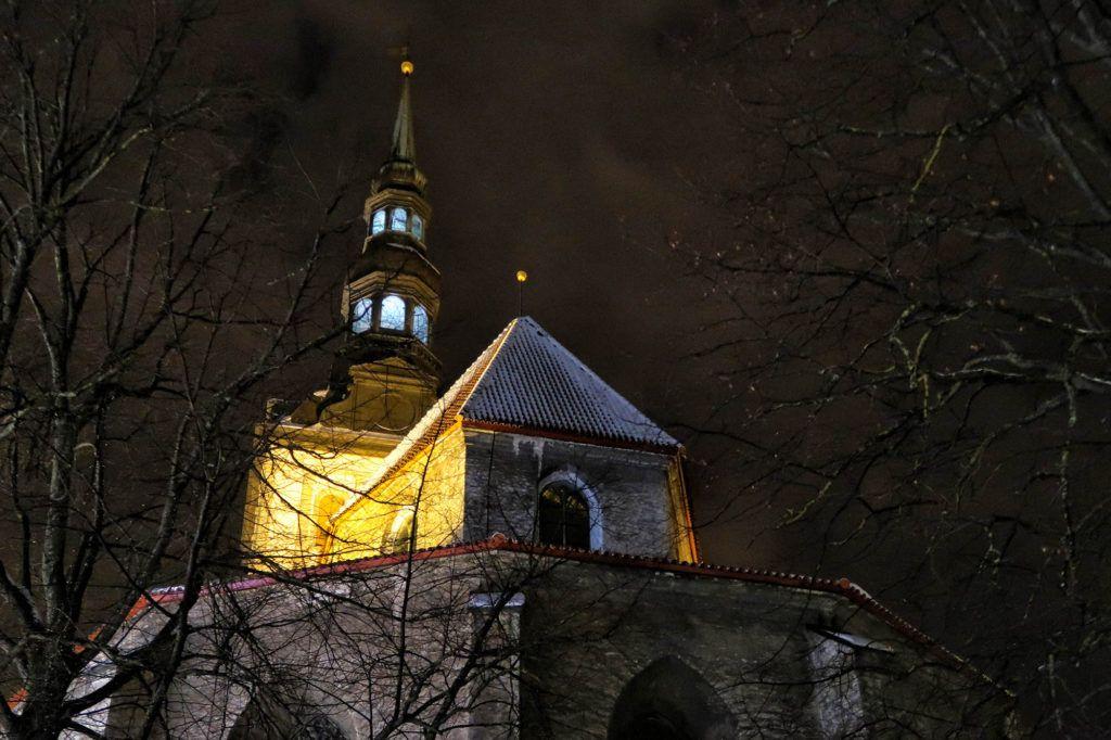 Qué ver en Tallín: Iglesia de San Nicolás