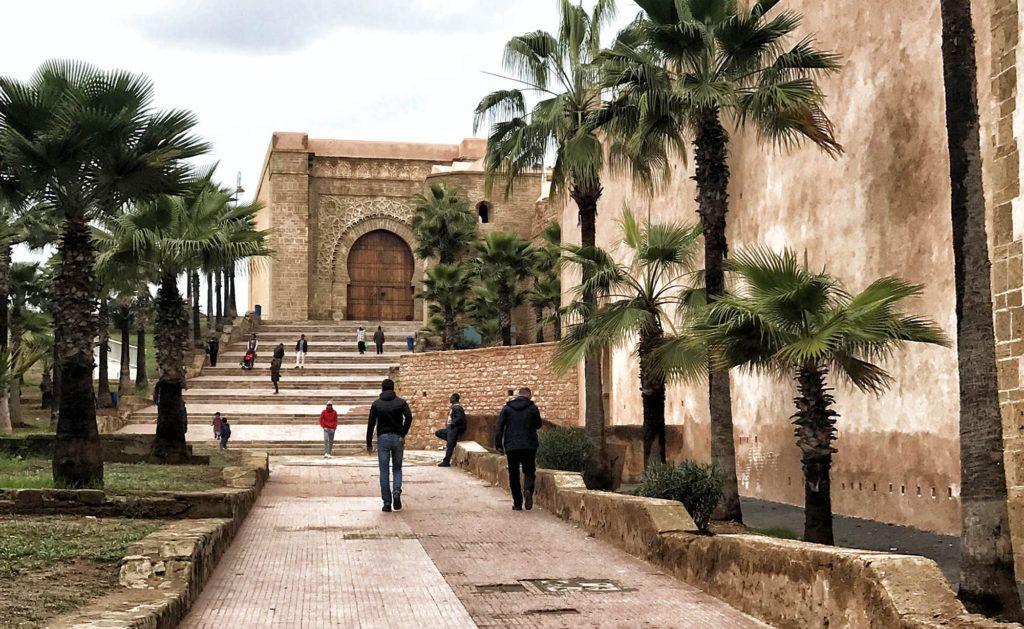 Qué ver en Rabat: Kasbah de los Oudayas
