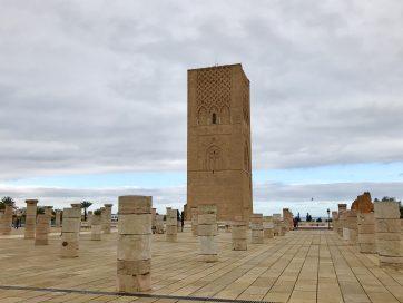 Qué ver en Rabat en dos días [GUÍA + ITINERARIO + MAPA + VÍDEO]