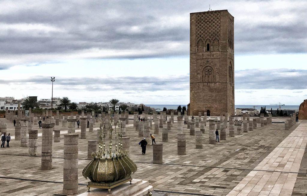 Qué ver en Rabat: Torre de HassanQué ver en Rabat: Torre de Hassan