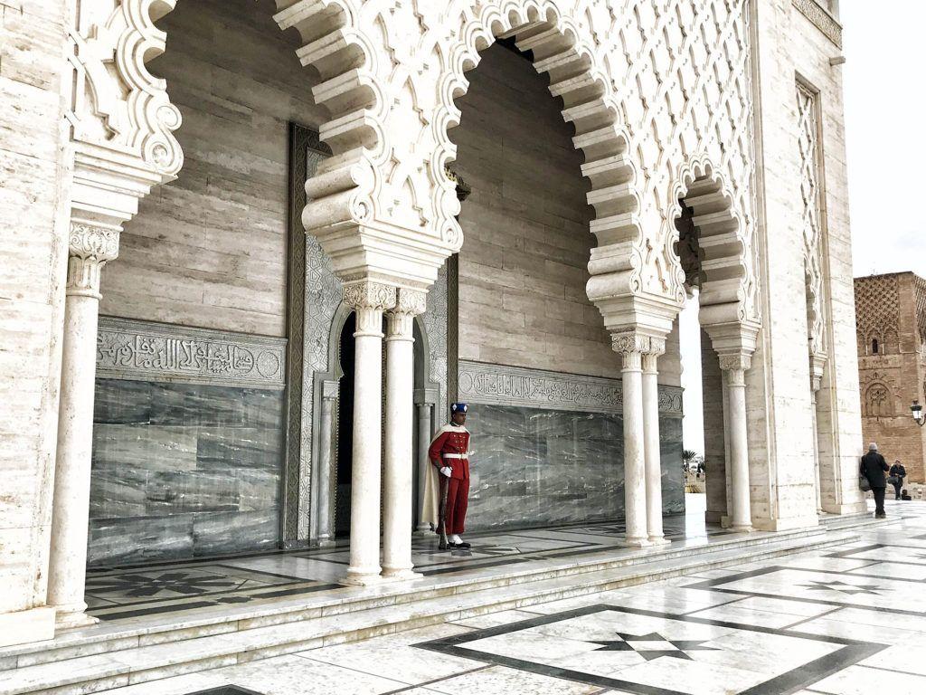 Qué ver en Rabat: Mausoleo de Mohammed V