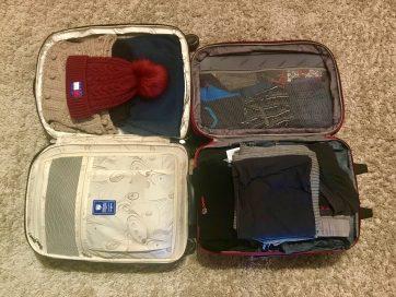 ¿Cómo hacer una maleta de mano para una semana en invierno?