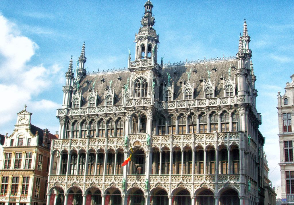Qué ver en Bruselas: Grand Place