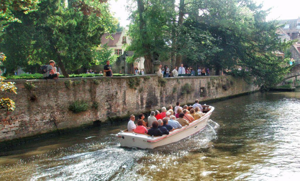Qué ver en Brujas: los canales