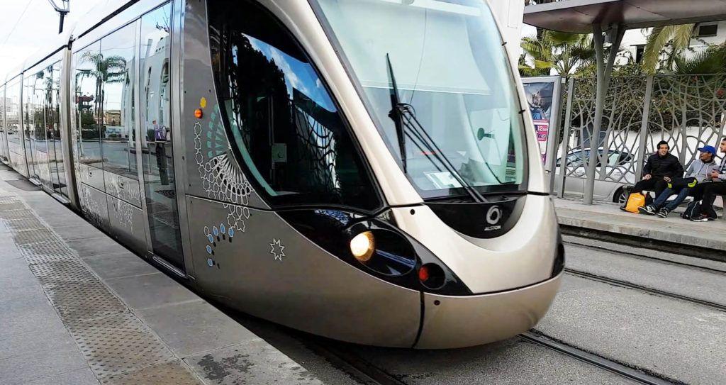 Tranvía de Rabat