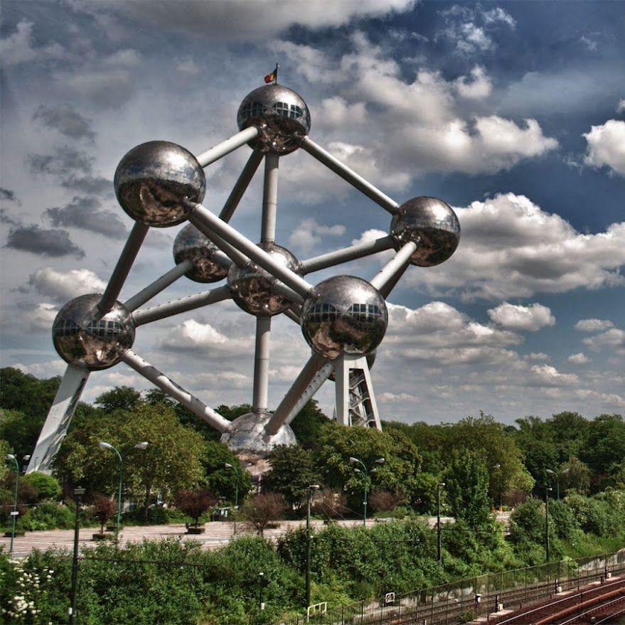 Qué ver en Bruselas: Atomium