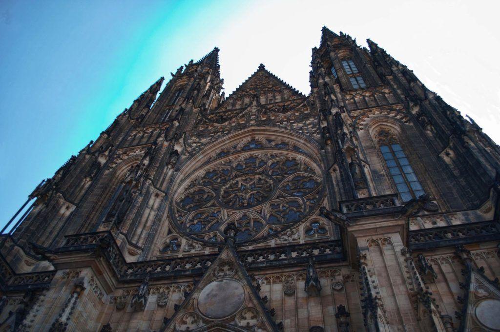 Qué ver en Praga: Catedral de San Vito