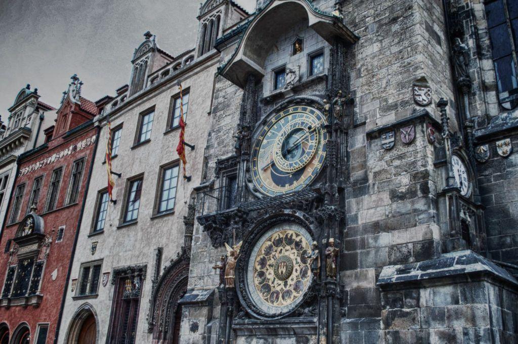 Qué ver en Praga: Reloj Astronómico de Praga