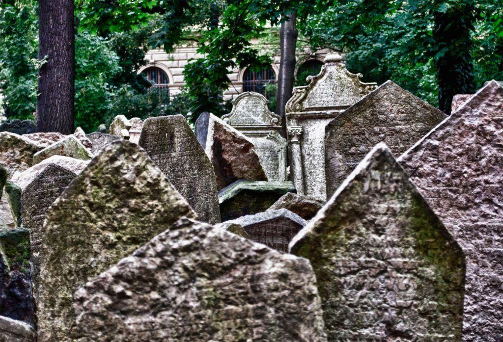 Qué ver en Praga: Cementerio Judío