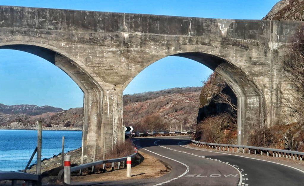 Ruta por Escocia en coche: De camino a Mallaig