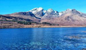 Ruta por Escocia en coche: Loch Slapin