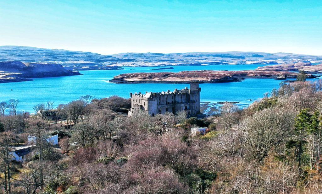 Ruta por Escocia en coche: Dunvegan Castle