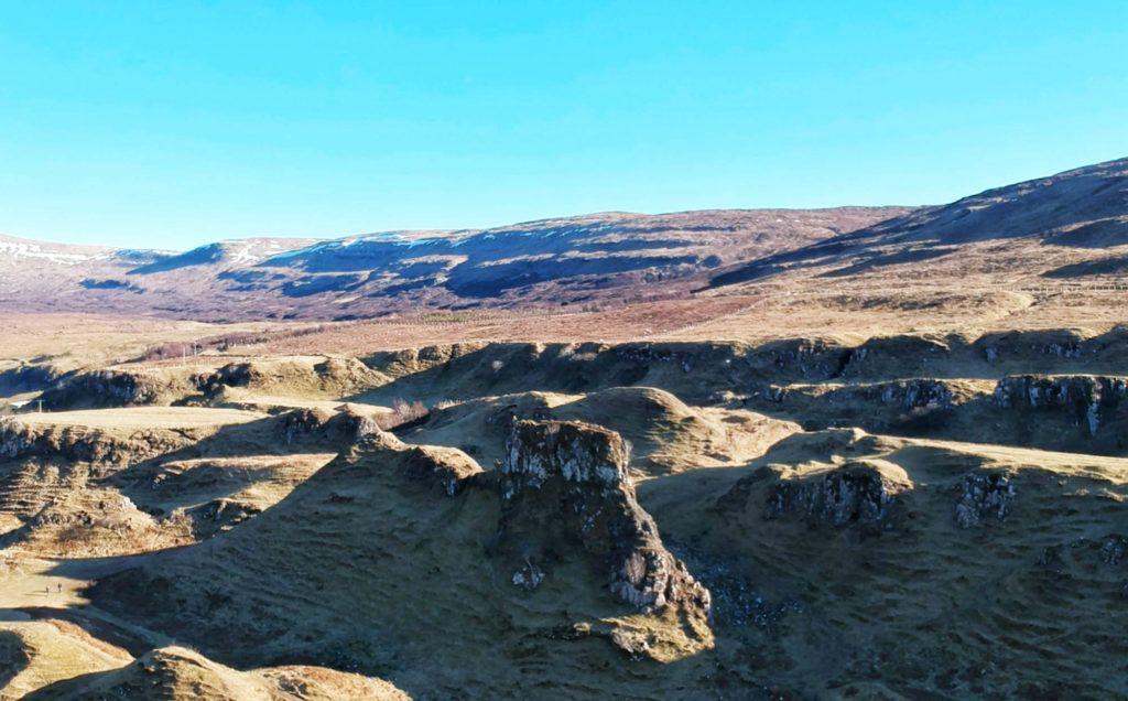 Ruta por Escocia en coche: Fairy Glen
