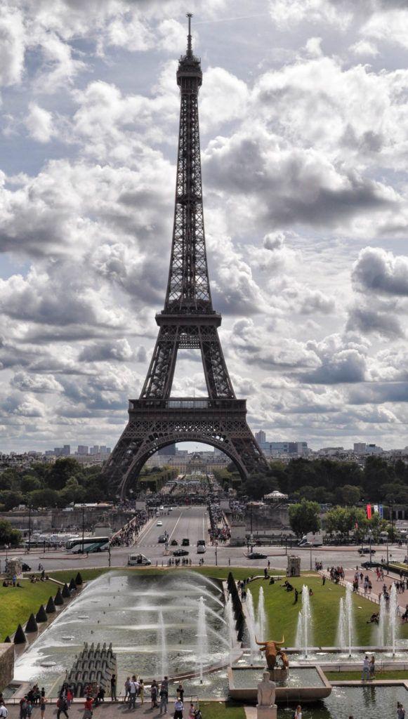 Qué ver en París: Torre Eiffel