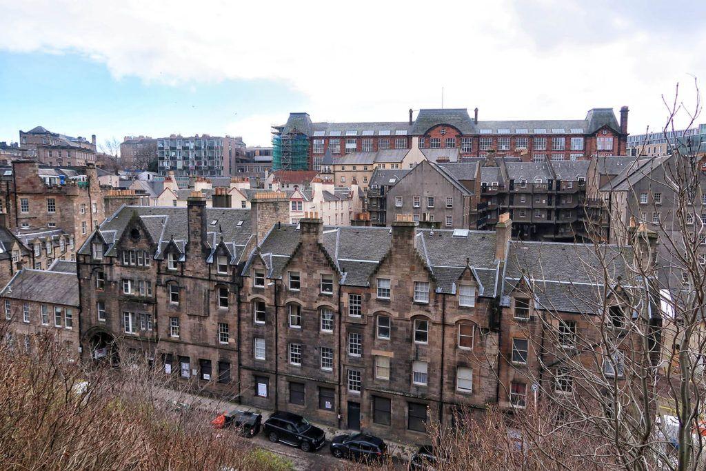 Qué ver en Edimburgo: Alrededores del castillo - mejores excursiones y tours en español