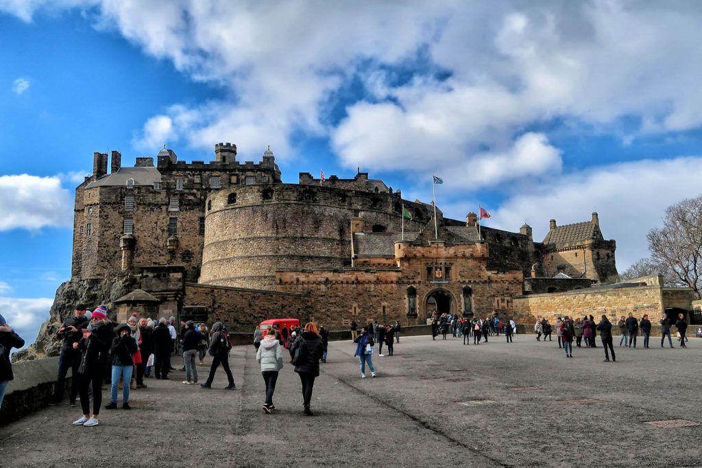 Guía de Escocia: Castillo de Edimburgo