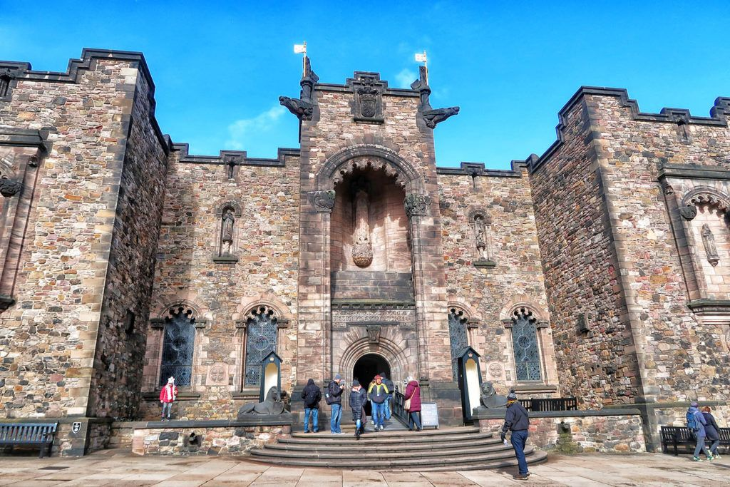 Qué ver en Edimburgo: Castillo de Edimburgo