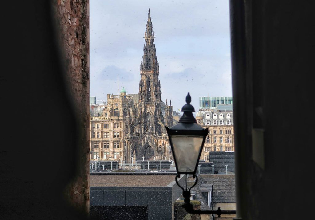 Qué ver en Edimburgo: Advocate's Close