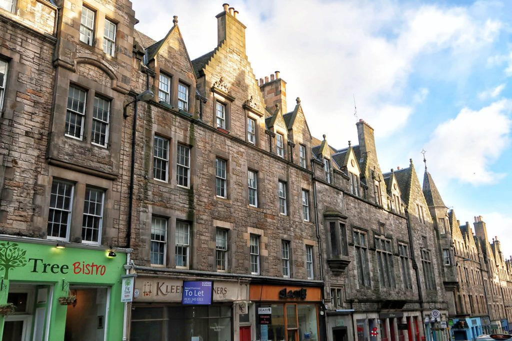 Qué ver en Edimburgo: Royal Mile