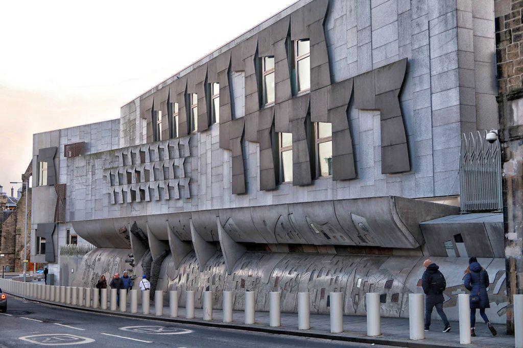Qué ver en Edimburgo: Parlamento escocés