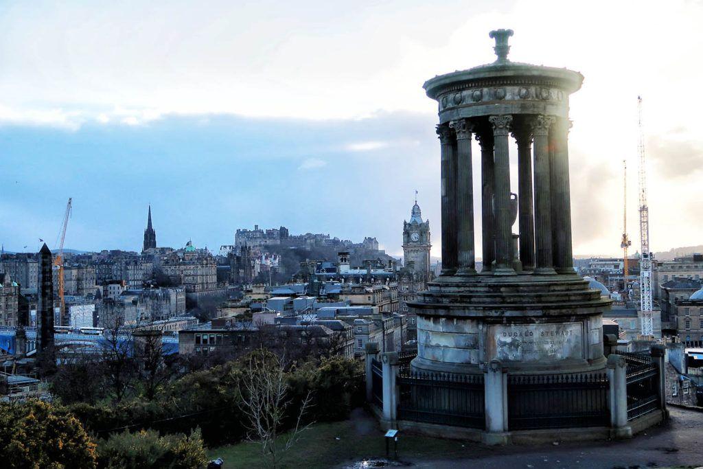 Las mejores excursiones y tours en Escocia: Calton Hill