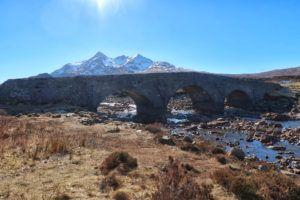 Ruta por Escocia en coche: Montes Cuillin