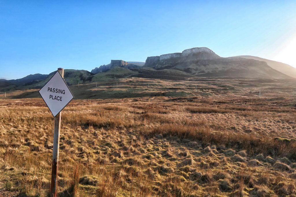 Ruta por Escocia en coche: Quiraing
