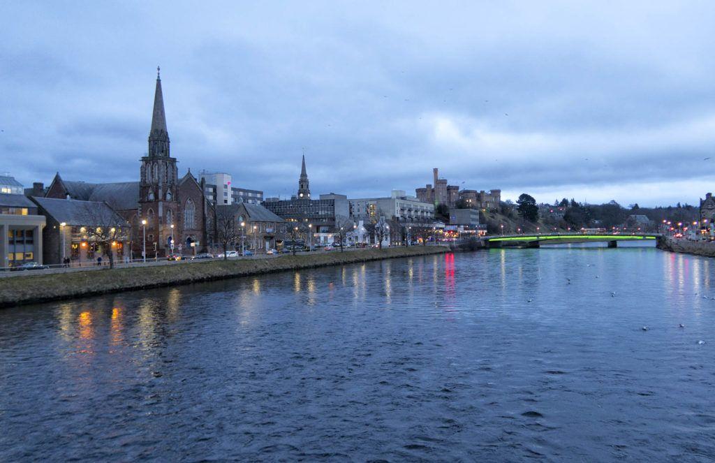 Guía de Escocia: Inverness
