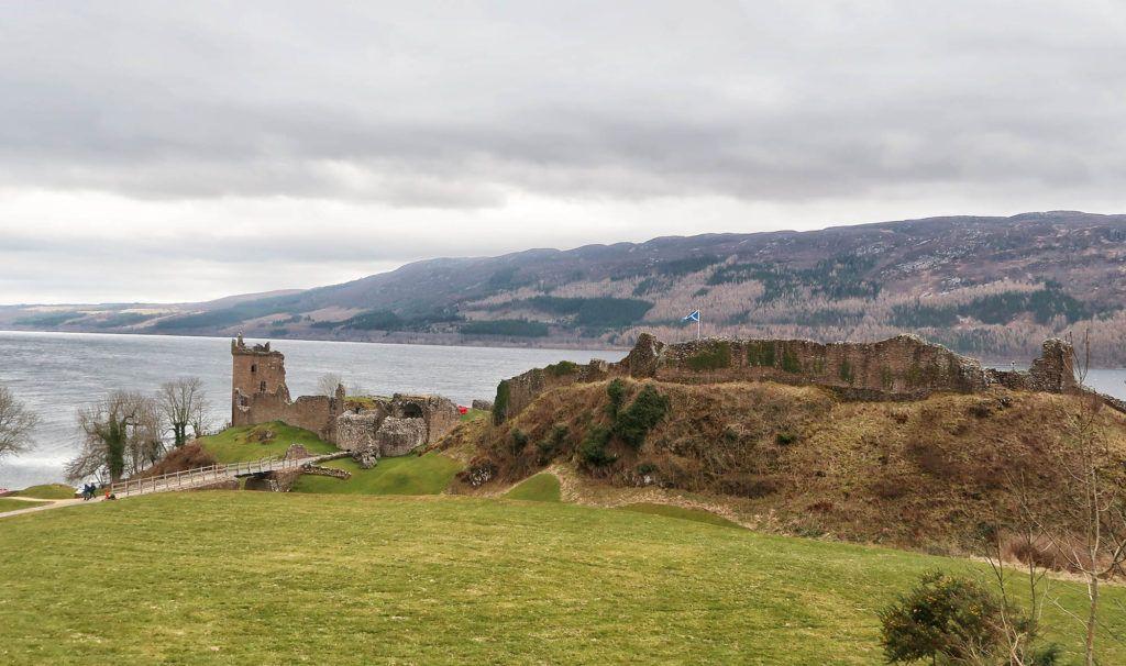 Guía de Escocia: Castillo de Urquhart