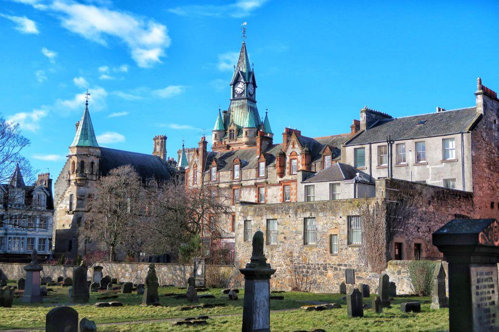 Guía de Escocia: Saint Andrews