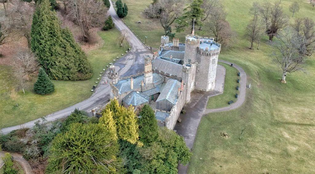 Ruta por Escocia en coche: Castillo de Balloch