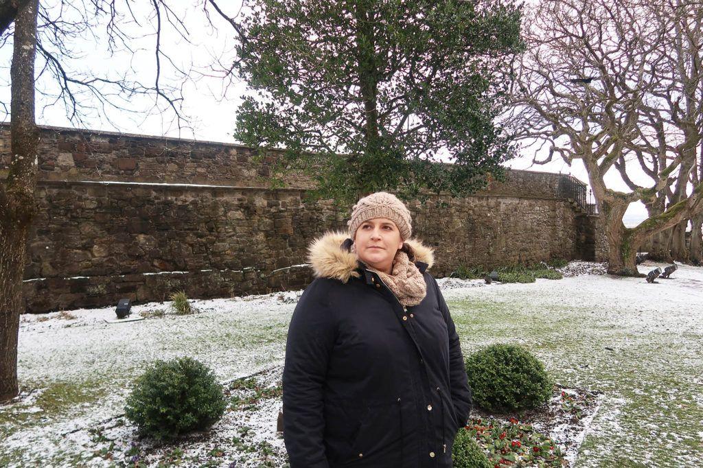 Ruta por Escocia en coche: Castillo de Stirling