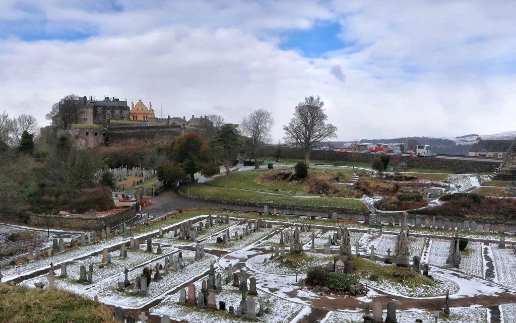 Ruta por Escocia en coche: Holy Rude en Stirling
