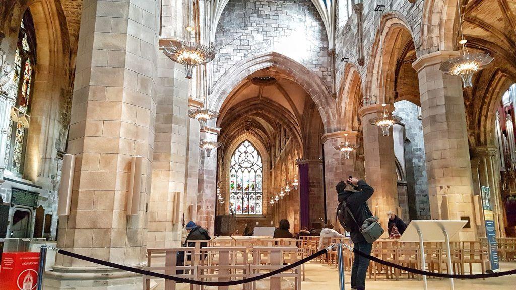 Qué ver en Edimburgo: Catedral de St. Giles