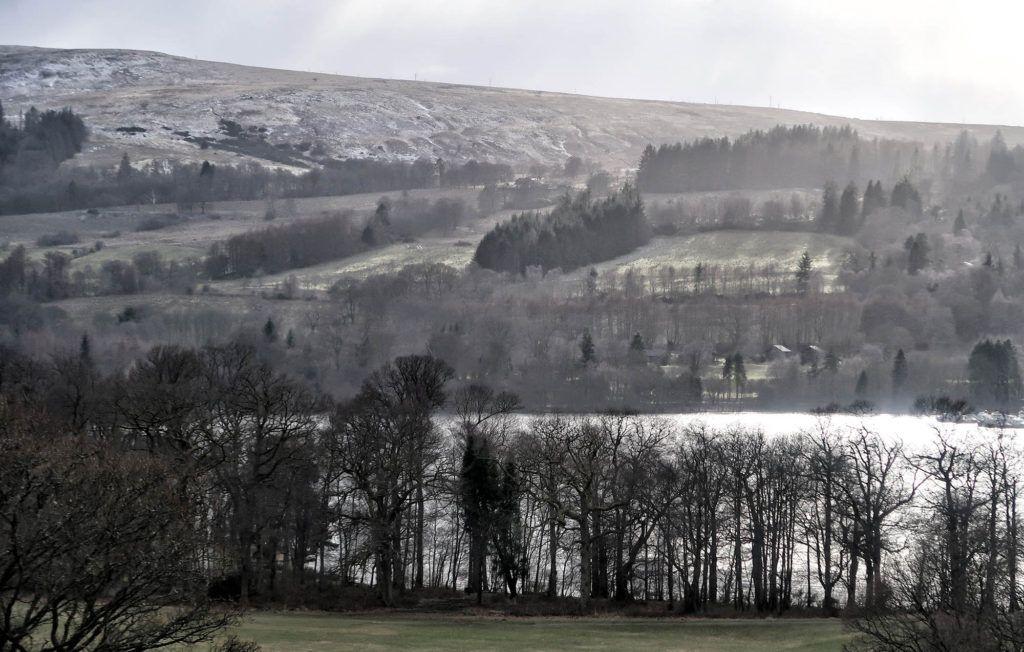 Ruta por Escocia en coche: Loch Lomond