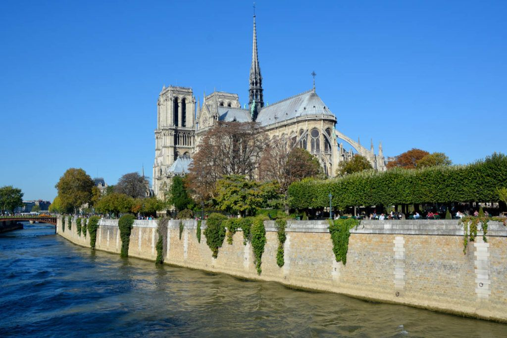 Qué ver en París: Notre Dame