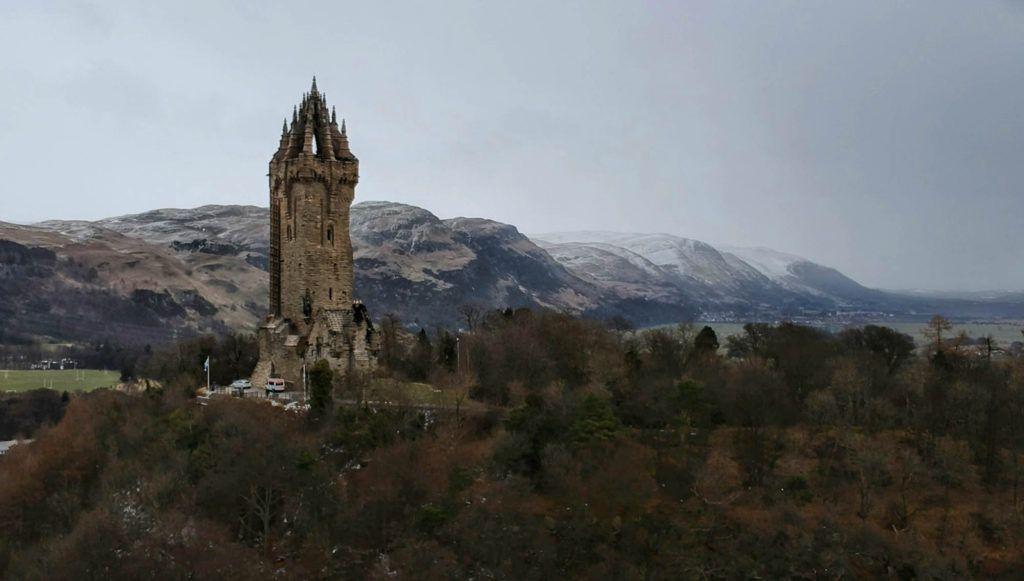 Guía de Escocia: Monumento a William Wallace