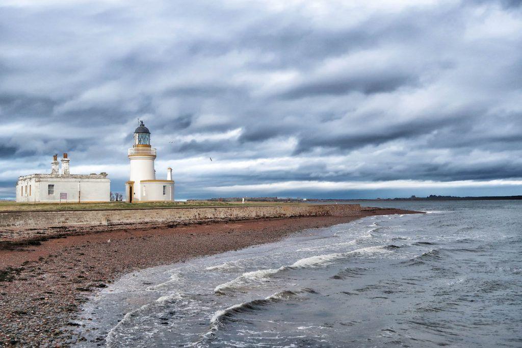 Ruta por Escocia en coche: Chanonry Point