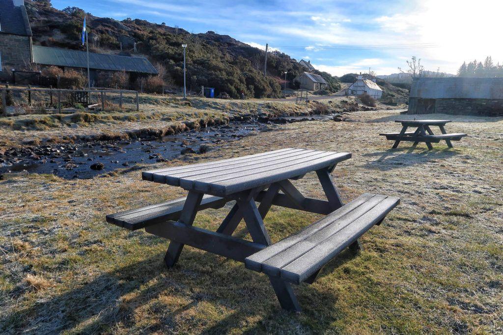 Ruta por Escocia en coche: Duirinish