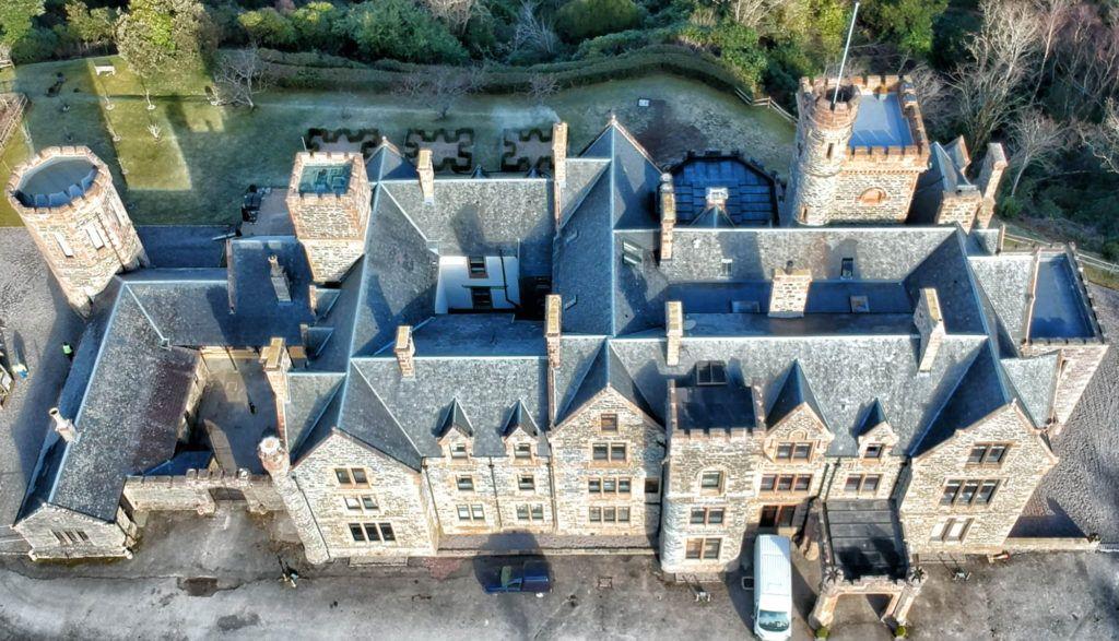 Ruta por Escocia en coche: Duncraig Castle