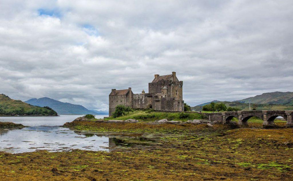 Ruta por Escocia en coche: Eilean Donan Castle