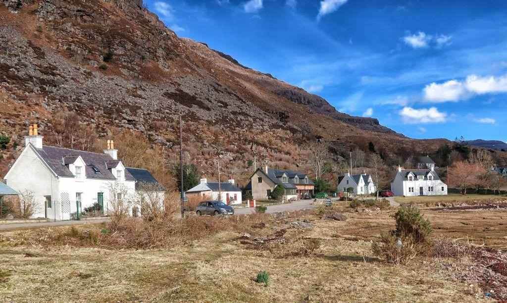 Ruta por Escocia en coche: Torridon