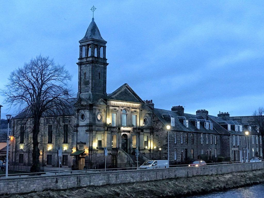 Qué ver en Inverness: Centro de Inverness