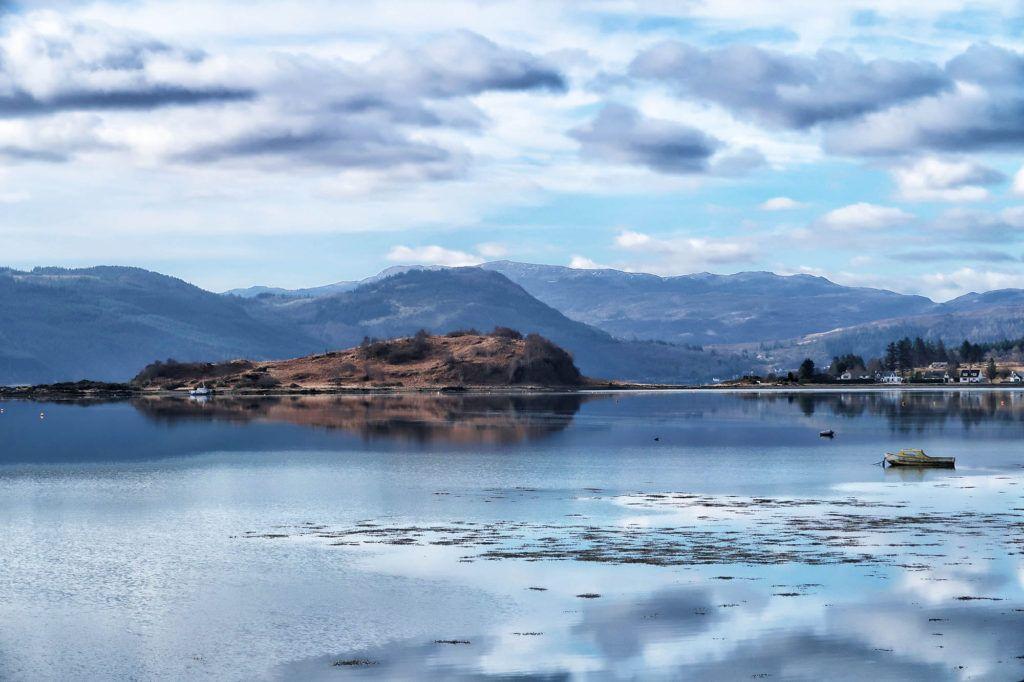 Ruta por Escocia en coche: PlocktonRuta por Escocia en coche: Plockton