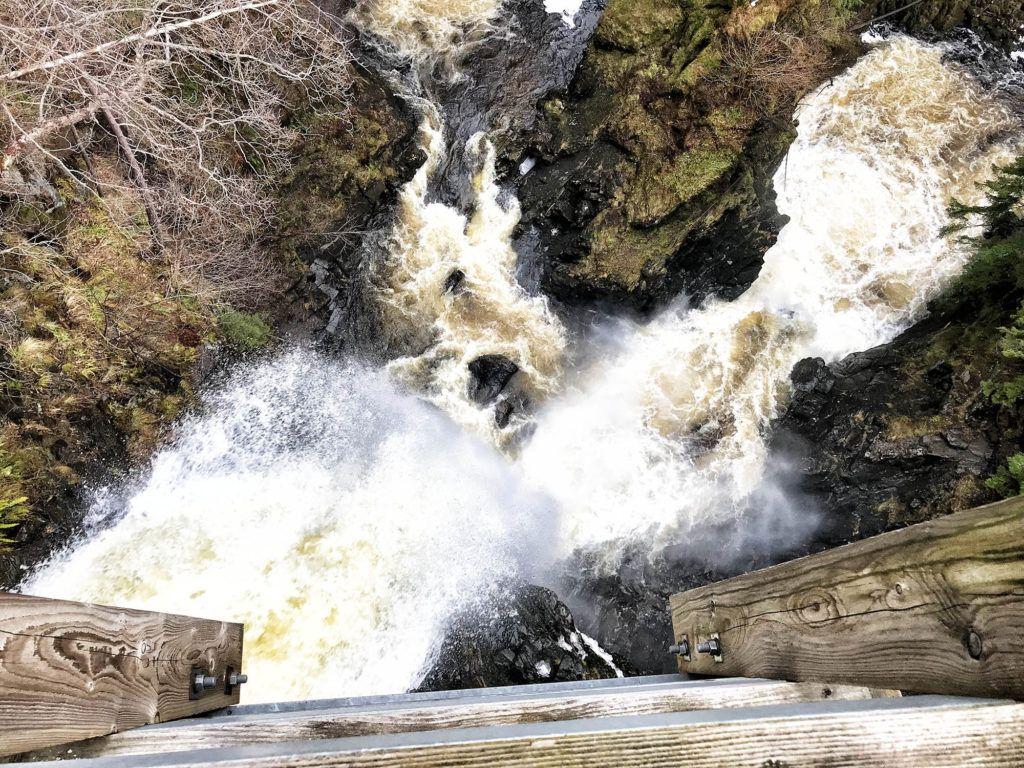 Un día en el Lago Ness: Plodda Falls