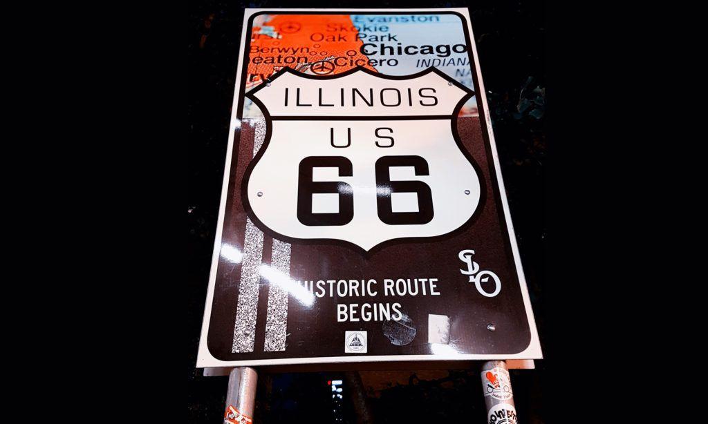 Dónde empieza la Ruta 66