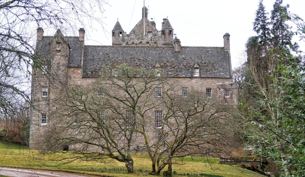 Ruta por Escocia en coche: Cawdor Castle